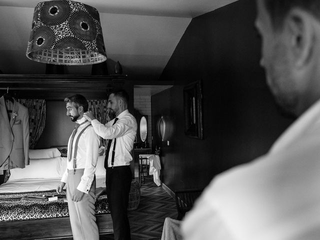 La boda de César y Mamen en San Agustin De Guadalix, Madrid 6