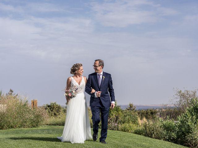 La boda de César y Mamen en San Agustin De Guadalix, Madrid 18