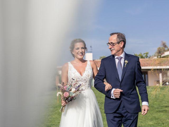 La boda de César y Mamen en San Agustin De Guadalix, Madrid 19