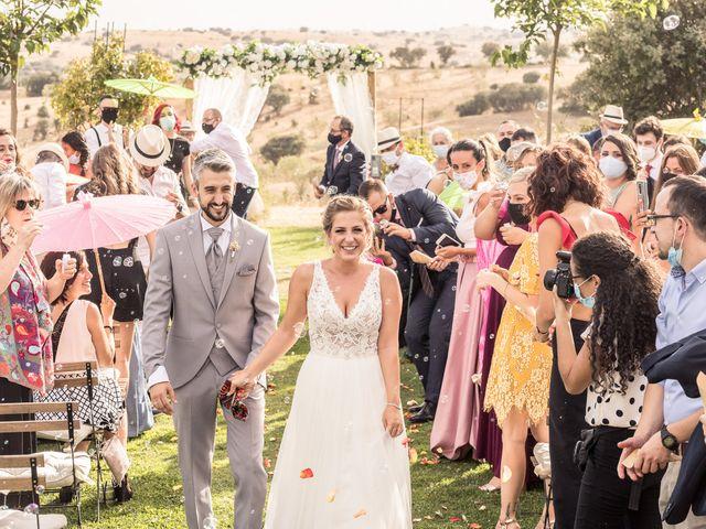 La boda de César y Mamen en San Agustin De Guadalix, Madrid 30