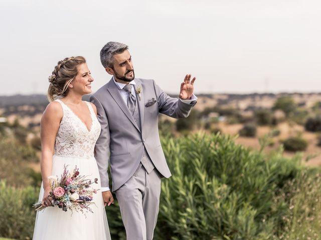 La boda de César y Mamen en San Agustin De Guadalix, Madrid 33