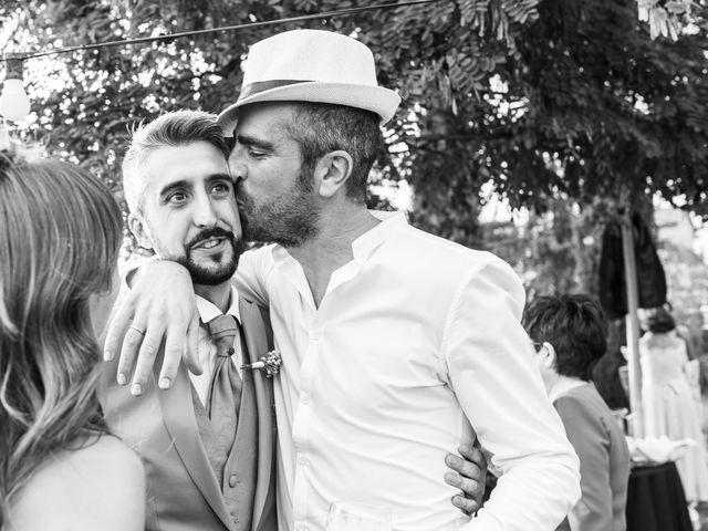 La boda de César y Mamen en San Agustin De Guadalix, Madrid 37