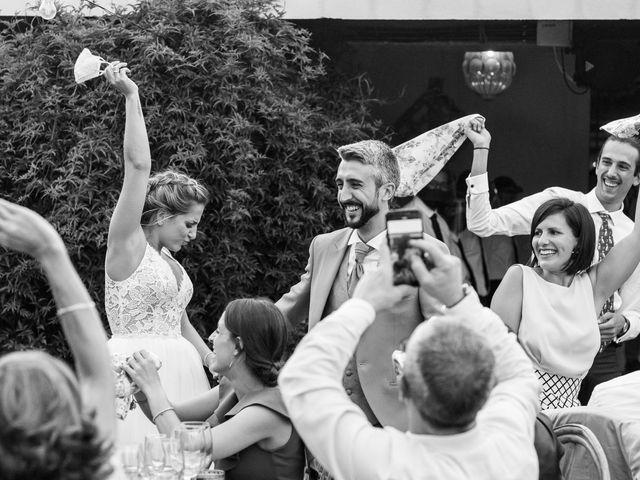 La boda de César y Mamen en San Agustin De Guadalix, Madrid 47