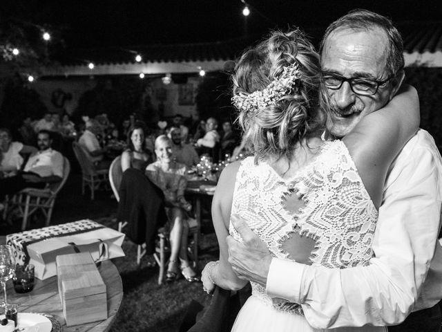 La boda de César y Mamen en San Agustin De Guadalix, Madrid 50