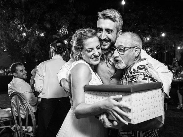 La boda de César y Mamen en San Agustin De Guadalix, Madrid 51