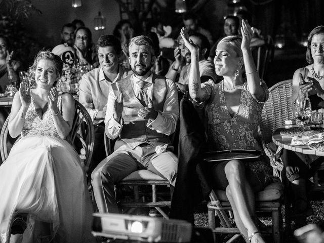 La boda de César y Mamen en San Agustin De Guadalix, Madrid 54