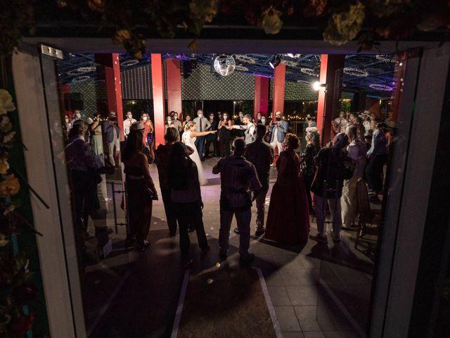 La boda de César y Mamen en San Agustin De Guadalix, Madrid 56