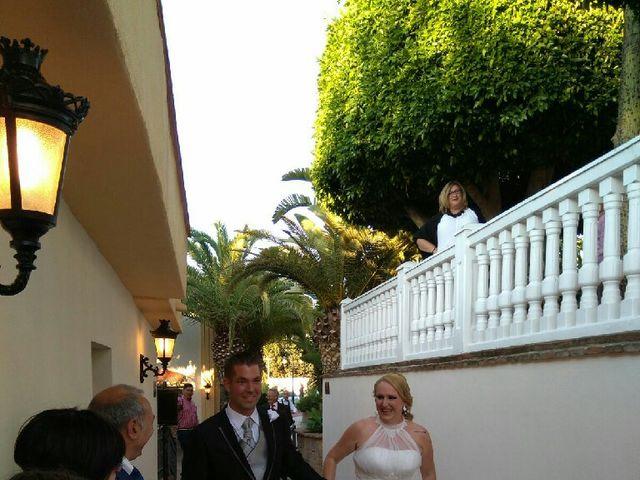La boda de Ivan y Jessica en Málaga, Málaga 5