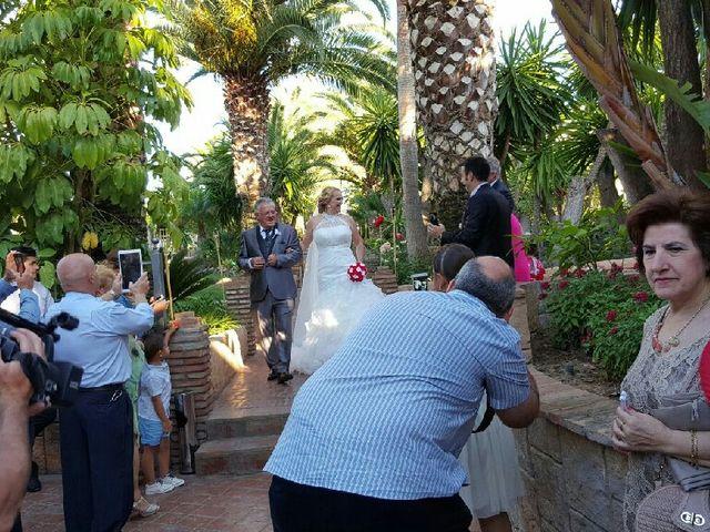 La boda de Ivan y Jessica en Málaga, Málaga 8