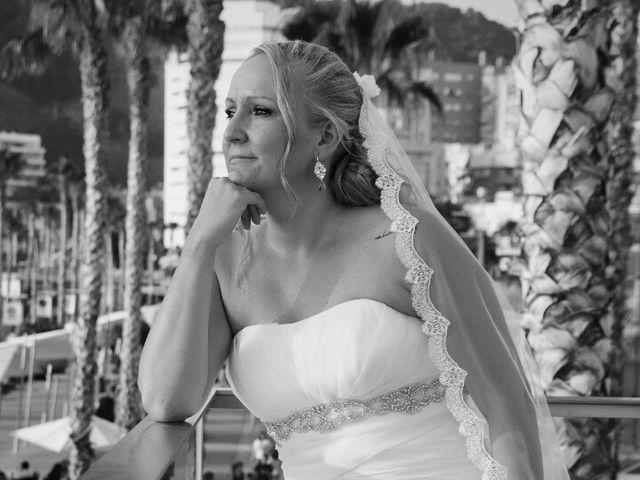 La boda de Ivan y Jessica en Málaga, Málaga 17