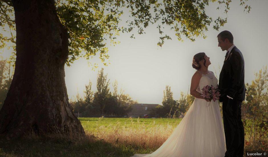 La boda de Javier y Ana en Aranjuez, Madrid