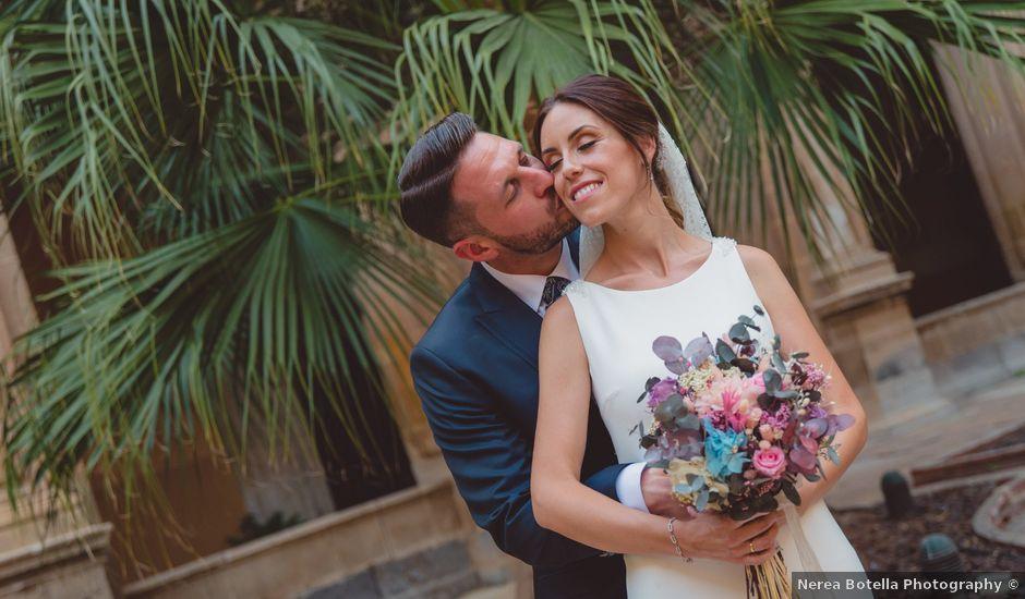 La boda de Almudena y Hugo en Orihuela, Alicante
