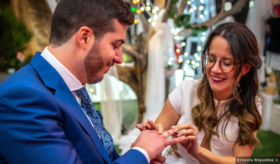 La boda de Libertad y Carlos en Alcantarilla, Murcia