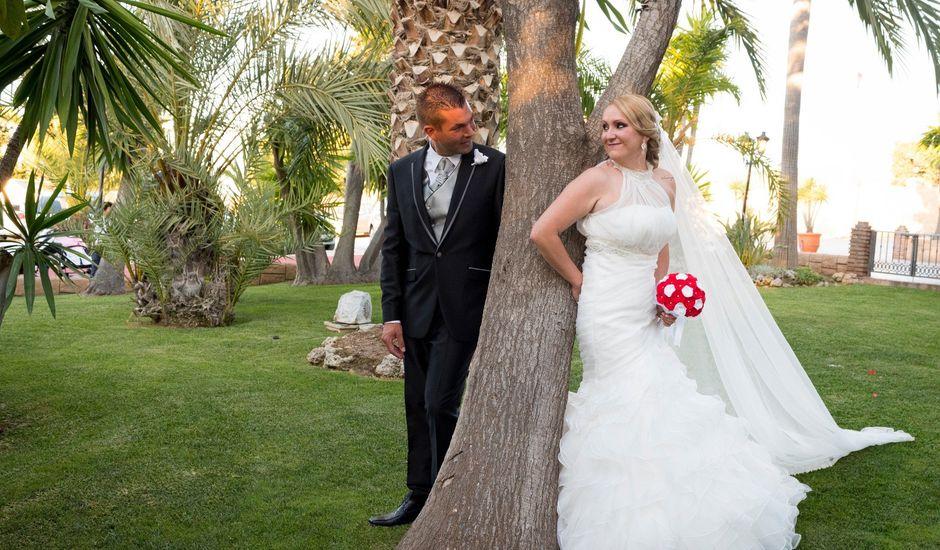 La boda de Ivan y Jessica en Málaga, Málaga