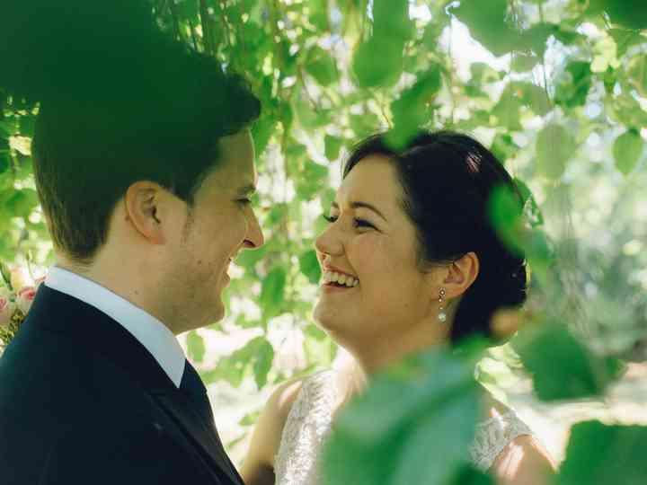 La boda de Nery y Xabi