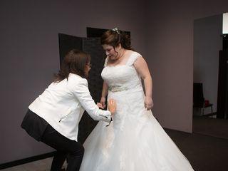 La boda de Silvia y Iago 1
