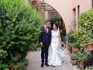 La boda de Rosarito y Manuel Jesús