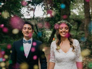 La boda de Patri y Óscar