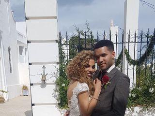 La boda de Eddith y Erick  1