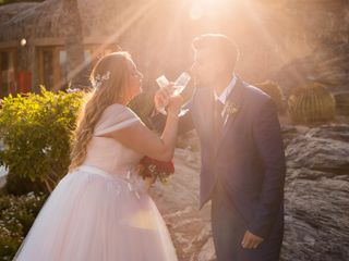 La boda de Jessica  y Asahel  1