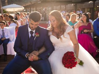 La boda de Jessica  y Asahel