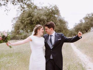 La boda de Paula y Kike