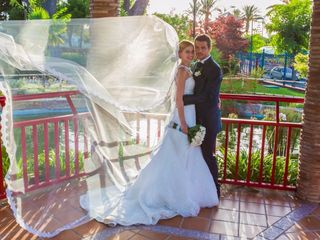 La boda de Gema y Miguel 1