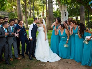 La boda de Gema y Miguel