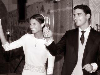 La boda de Cristina y Andrés