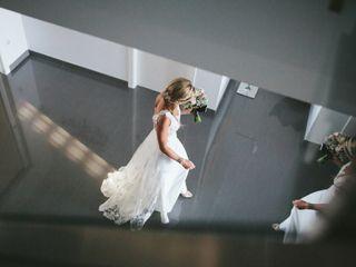 La boda de Paola y François 3