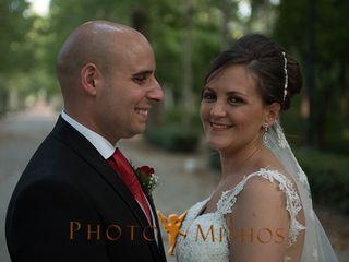 La boda de Mª José y Roberto