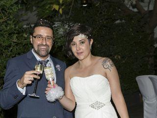 La boda de Celia y Carlos