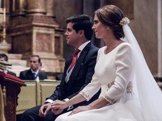La boda de Andrea y Francisco