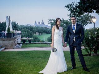 La boda de Laura y Gabriel 1