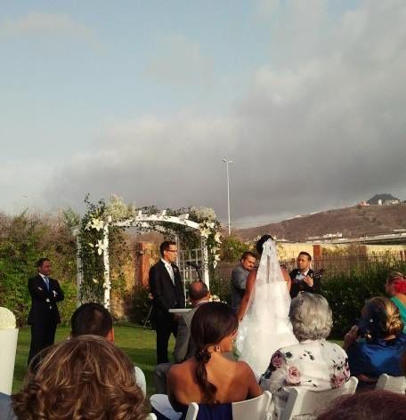 La boda de Mario y Estefanía en Las Palmas De Gran Canaria, Las Palmas 4
