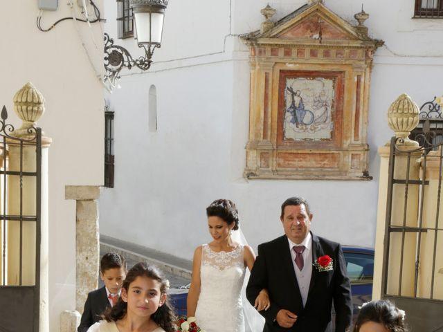 La boda de Manuel Jesús y Rosarito en Arahal, Sevilla 12