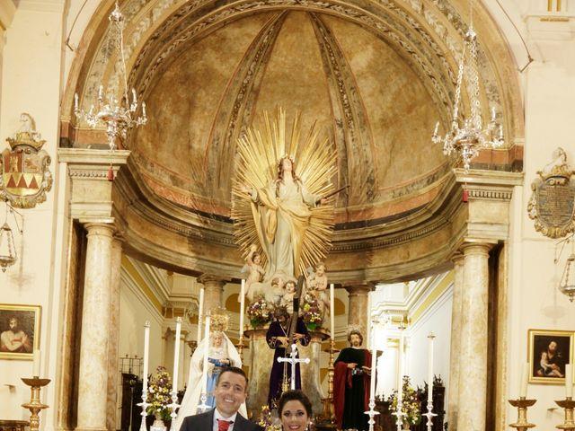 La boda de Manuel Jesús y Rosarito en Arahal, Sevilla 16