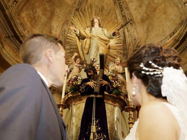 La boda de Manuel Jesús y Rosarito en Arahal, Sevilla 17