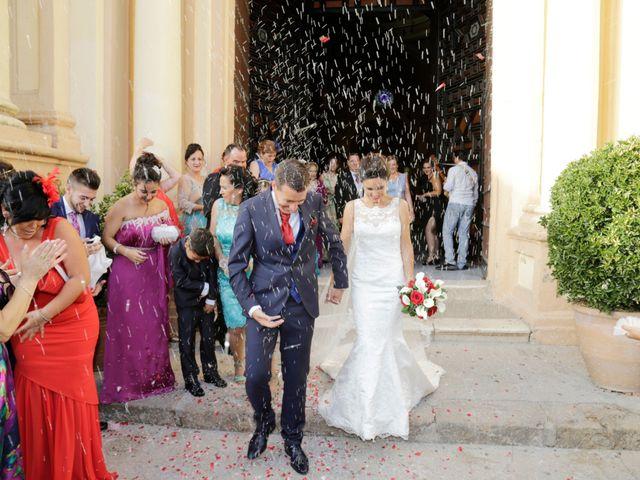 La boda de Manuel Jesús y Rosarito en Arahal, Sevilla 18