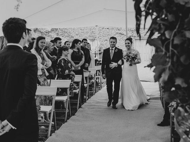 La boda de Óscar y Patri en Nigran, Pontevedra 17