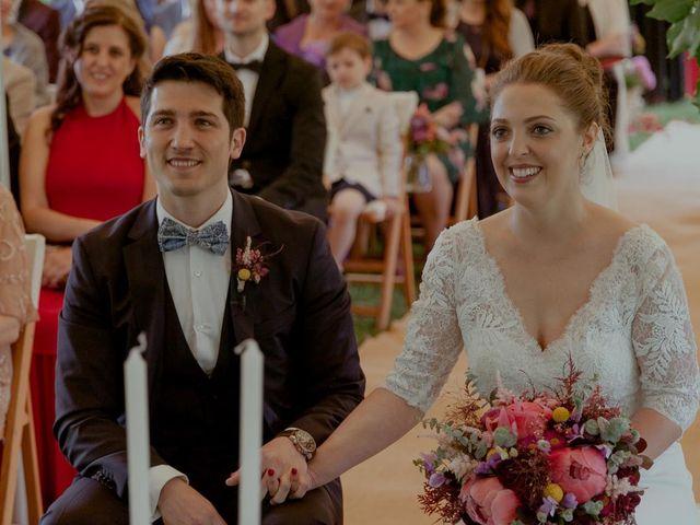La boda de Óscar y Patri en Nigran, Pontevedra 19