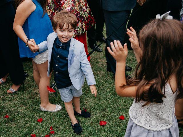 La boda de Óscar y Patri en Nigran, Pontevedra 23