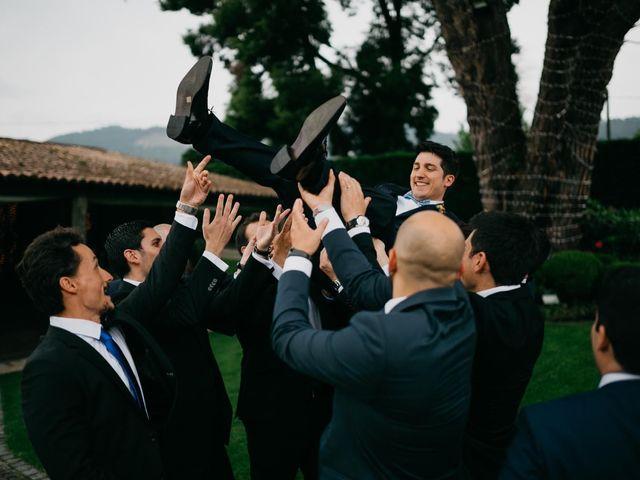 La boda de Óscar y Patri en Nigran, Pontevedra 33