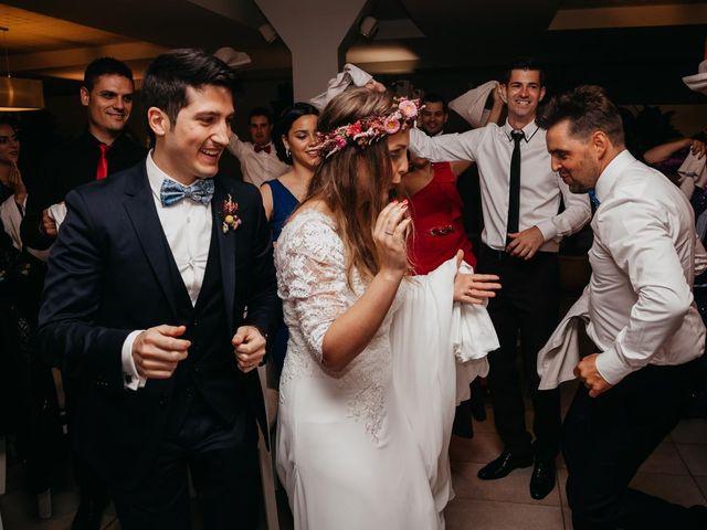 La boda de Óscar y Patri en Nigran, Pontevedra 36