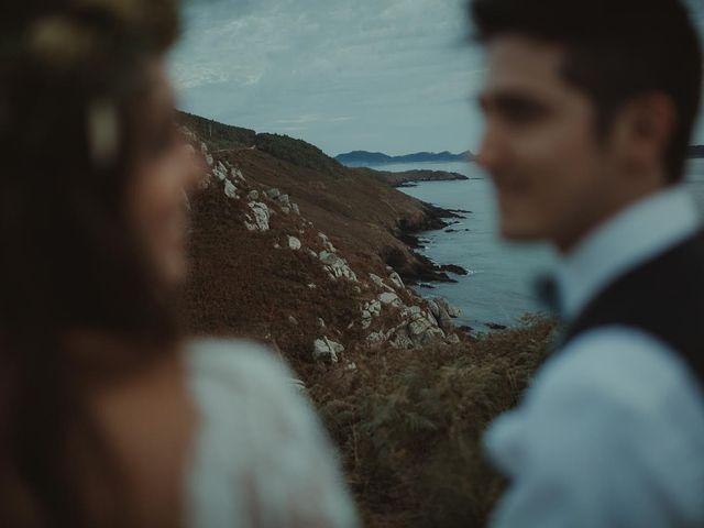 La boda de Óscar y Patri en Nigran, Pontevedra 46