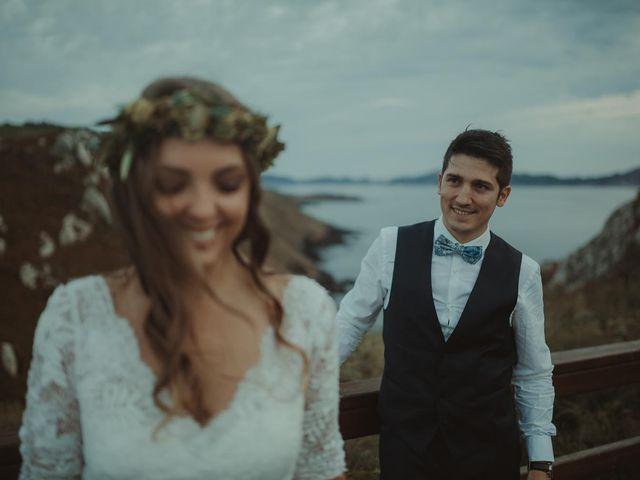 La boda de Óscar y Patri en Nigran, Pontevedra 2