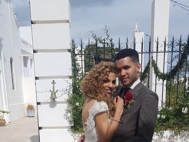 La boda de Erick  y Eddith en La Campaneta, Alicante 3