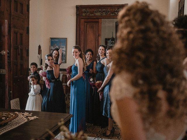 La boda de Erick  y Eddith en La Campaneta, Alicante 1