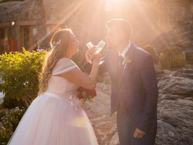 La boda de Asahel  y Jessica  en San Bartolome De Tirajana, Las Palmas 1