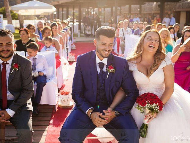 La boda de Asahel  y Jessica  en San Bartolome De Tirajana, Las Palmas 6